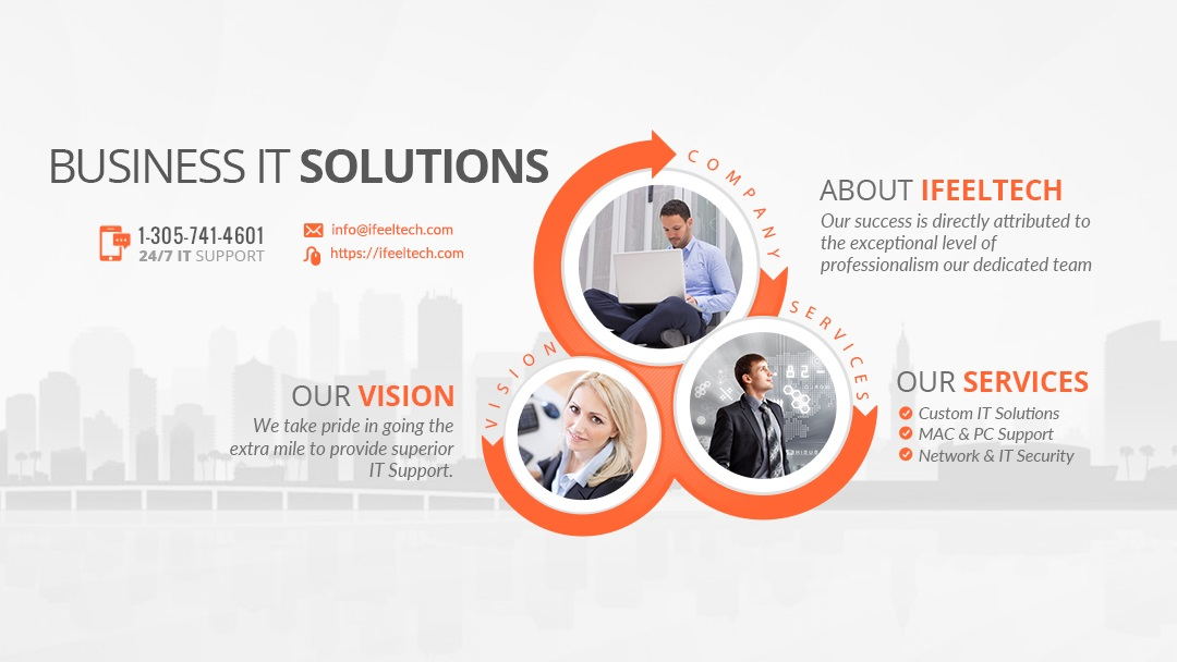 iFeeltech IT Solutions Miami