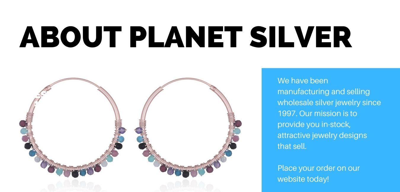 Planet Silver - About Page