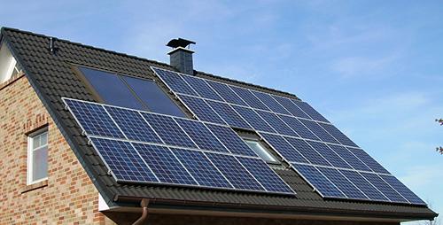 installers of solar systems in Devon