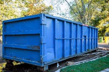 40 YD dumpster in Fresno CA