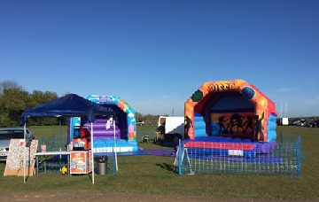 Bouncy castle hire in Huntingdon