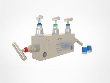 five manifold valve