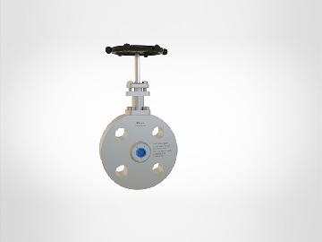 monoflange valve