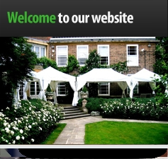 Hire Marquees London