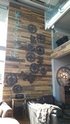 Reclaimed Wood Cladding -  (1 Square Meter)