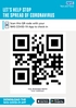 QR Code Posters - 4x A4 Laminated Posters