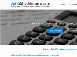 https://www.johnshackleton.net/ website