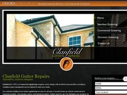 https://clanfieldguttering.co.uk/gutter-repairs/ website