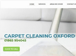https://www.carpetcleaninginoxford.co.uk/ website