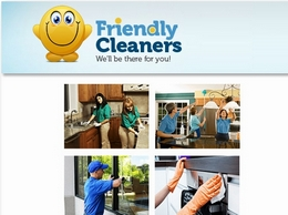 https://www.friendlycleaners.co.uk/ website