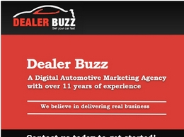 https://dealerbuzz.co.uk website