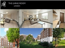 https://thelivingroomlondon.com/ website