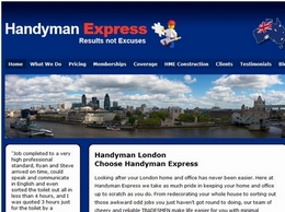 https://www.handymanexpress.co.uk website