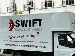 https://www.swift-removalsandstorage.co.uk/ website