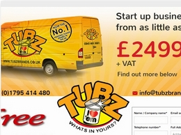 http://www.tubzvendingfranchise.co.uk/ website