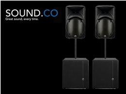https://www.livesoundco.co.uk/ website