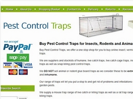 https://www.buypestcontroltraps.co.uk/ website