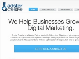https://www.adster.ca/ website