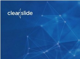 https://www.clearslide.com/ website
