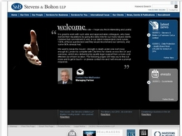 https://www.stevens-bolton.com/ website
