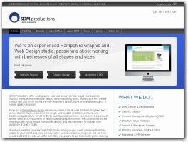 http://www.sdmproductions.co.uk/ website