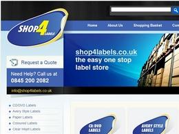 https://www.shop4labels.co.uk/ website