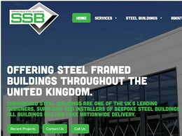 https://www.springfieldsteelbuildings.com/ website