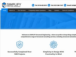 https://simplifyengineering.co.uk/ website