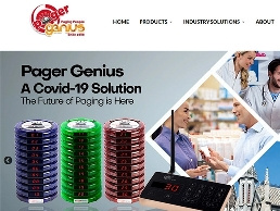 https://pagergenius.com/ website