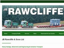 http://www.jbrawcliffe.com/ website