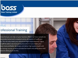 https://www.bosstraining.co.uk/ website