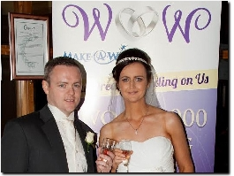 http://www.winourwedding.ie/ website