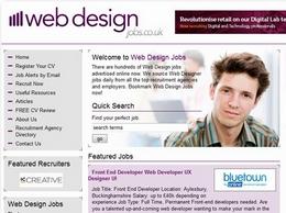 https://www.webdeveloperjobs.co.uk/ website