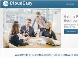 http://cloudeasy.io/index.php website
