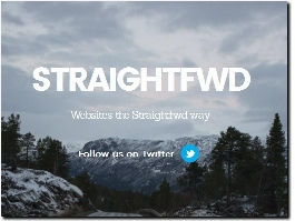 https://www.straightfwd.co.uk/ website