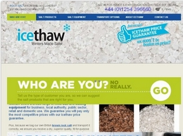 https://www.icethaw.co.uk website