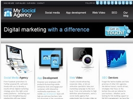 https://www.mysocialagency.com website