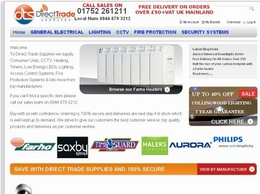 https://www.directtradesupplies.co.uk/ website