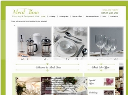 http://www.mealtimehire.co.uk/ website