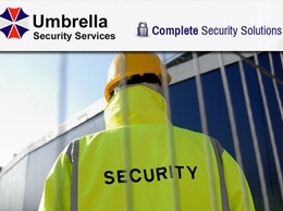 https://www.umbrellasecurityservices.co.uk/ website