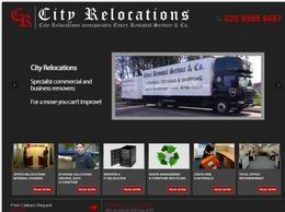 http://cityrelocations.co.uk website