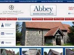 https://www.abbey-roofing.co.uk/ website
