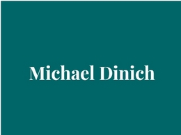 http://michaeldinich.net/ website