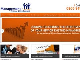 https://www.management-training-development.com/ website