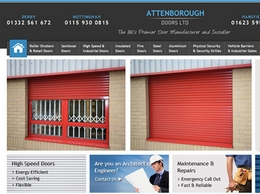 http://www.attenboroughdoor.co.uk/ website