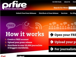 https://www.prfire.co.uk/ website
