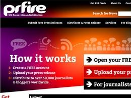 https://www.prfire.co.uk/ website