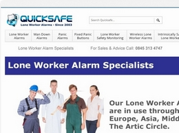 http://www.quicksafe.co.uk/ website