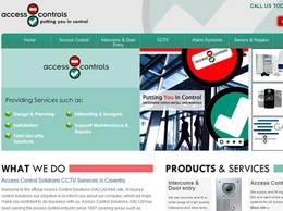 http://www.accesscontrolsolutions.co.uk/ website