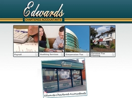 http://www.edwardscharteredaccountants.co.uk/ website